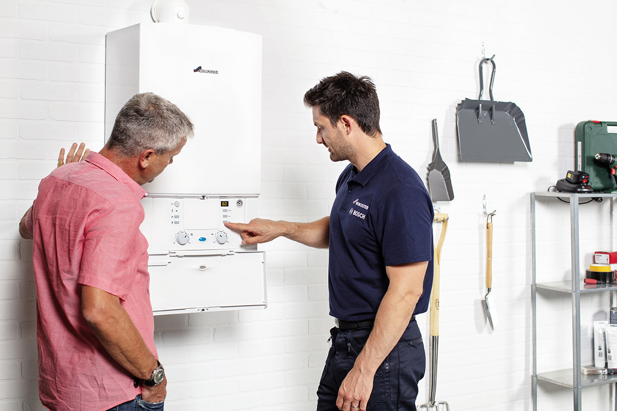 Plumbing, boiler installation, breakdown and central heating services